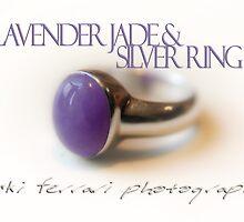Lavender Jade Ring © Vicki Ferrari Photography by Vicki Ferrari