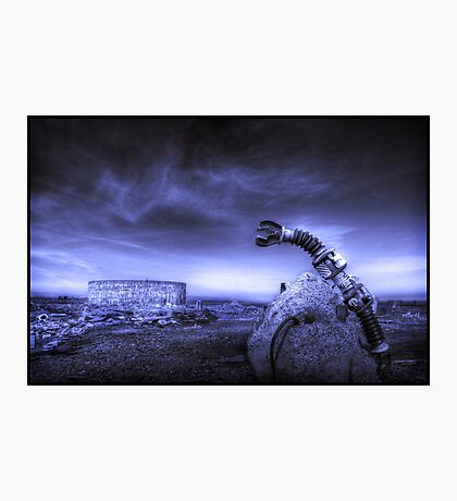 Life on Mars Photographic Print