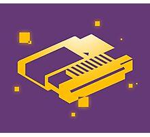 Game Cartridge Photographic Print