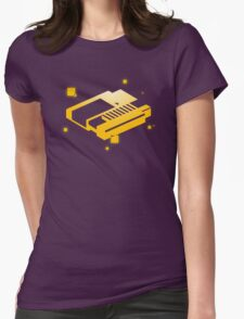 Game Cartridge Womens Fitted T-Shirt