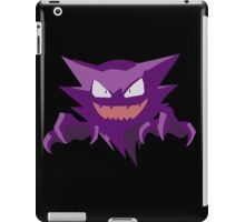 Haunter Pokemon Simple No Borders iPad Case/Skin