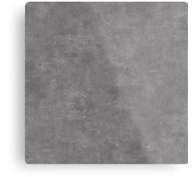 Steel Gray Oil Pastel Color Accent Metal Print