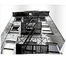 Urban Escape Poster