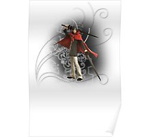 Final Fantasy Type-0 - Machina Kunagiri Poster
