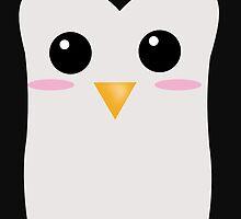 Face the Penguin by Elizabeth Escalera