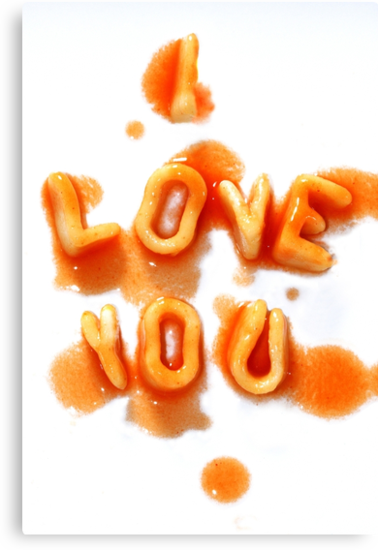 Spaghetti Love by Nicholas Averre