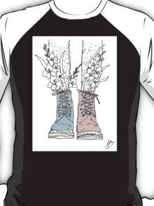 LEG HAIR DONT CARE #1 T-Shirt