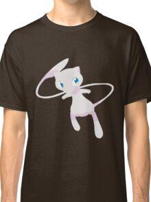 Mew Pokemon Simple No Borders Classic T-Shirt