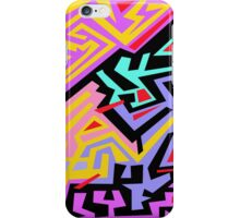 Abstract Scarf Design  iPhone Case/Skin