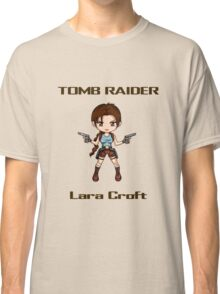 Tomb Raider Chibi Lara Classic T-Shirt