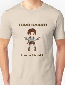 Tomb Raider Chibi Lara Unisex T-Shirt