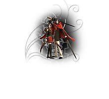 Final Fantasy Type-0 - Rem & Machina Photographic Print