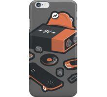 9 Volt True Form iPhone Case/Skin