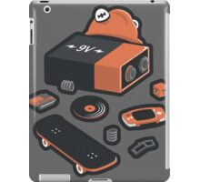 9 Volt True Form iPad Case/Skin