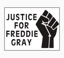 Justice For Freddie Gray by FAdesigns