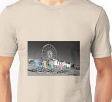 Beside the seaside, beside the sea Unisex T-Shirt