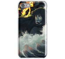 Running to the Sea iPhone Case/Skin