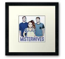 MisterWives Framed Print