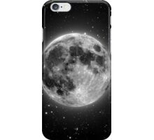 beautiful moon iPhone Case/Skin