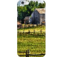 Country Fences iPhone Case/Skin