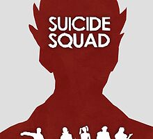 Suicide Squad Minimalist by luterocleric