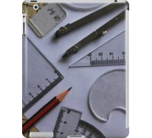 Shapes and Angles iPad Case/Skin