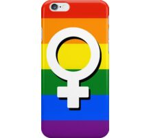 LGBT Female Pride iPhone Case/Skin