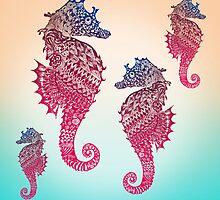 seahorse by motiashkar