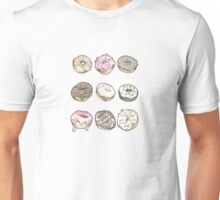 Donuts Unisex T-Shirt