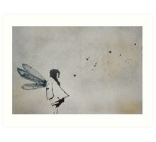 'i wanted to fly' Art Print