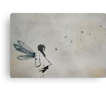 'i wanted to fly' Metal Print