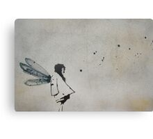 'i wanted to fly' Canvas Print