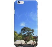 Autumn Leaves showing in 'Lobethal', Adelaide Hills! iPhone Case/Skin