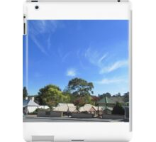 Autumn Leaves showing in 'Lobethal', Adelaide Hills! iPad Case/Skin