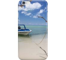 Cozumel, Mexico - Drift Away iPhone Case/Skin