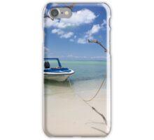 Cozumel, Mexico - Drift Away iPhone Case/Skin