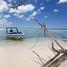 Cozumel, Mexico - Drift Away by Jonathan Bartlett