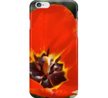 Stop and Smell the Tulips iPhone Case/Skin