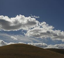 Landscape and Clouds by fototaker