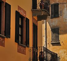 Balconies and Doors by MaluC