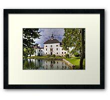Schloss Rothenthurn Framed Print