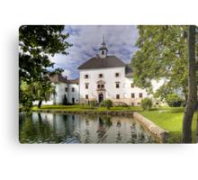 Schloss Rothenthurn Metal Print