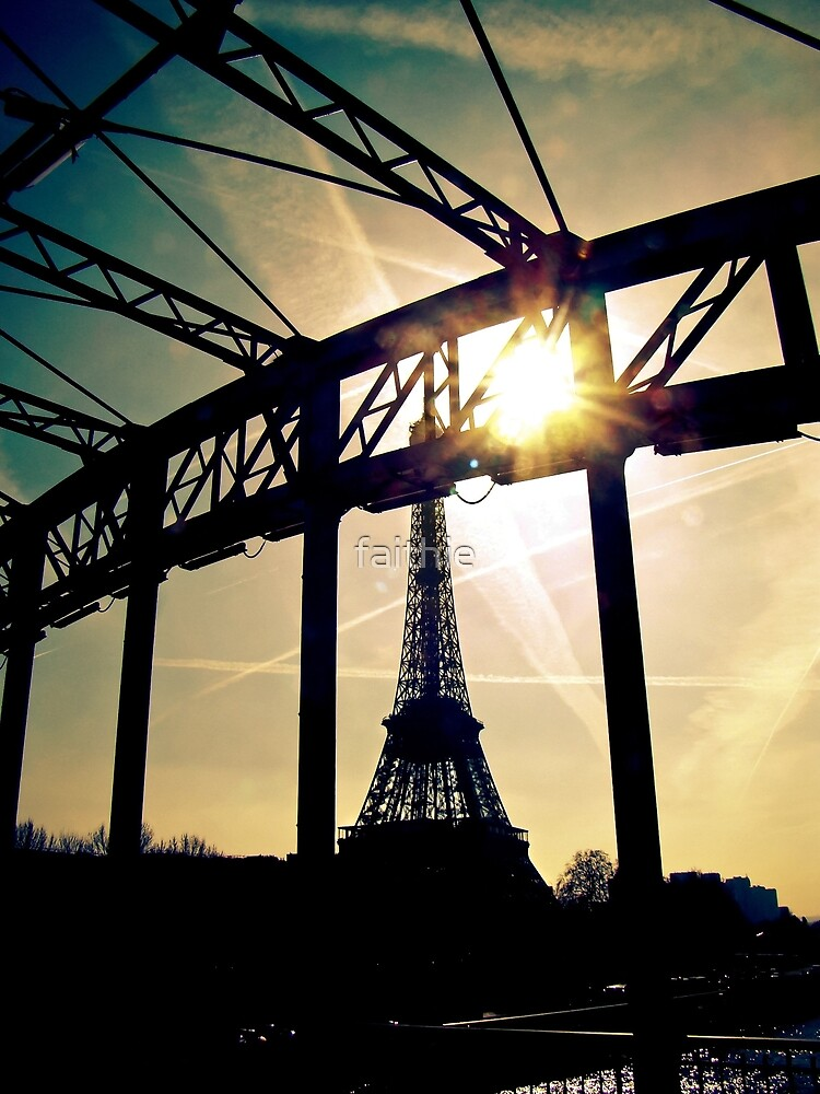 city of lights by faithie