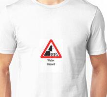 Water Hazard Unisex T-Shirt