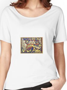 ANIMAL FANTASY Women's Relaxed Fit T-Shirt