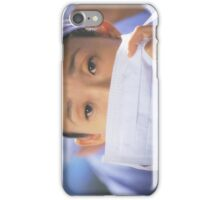 Cristina Yang's eyes iPhone Case/Skin