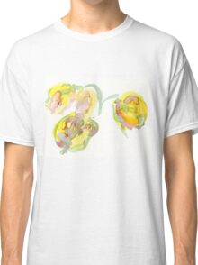 The Aquarelle Tulips Classic T-Shirt
