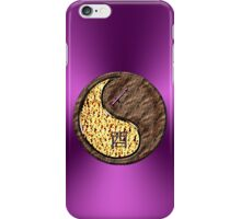 Sagittarius & Rooster Yin Earth iPhone Case/Skin