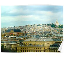 Sacré-Coeur - Paris, France Poster