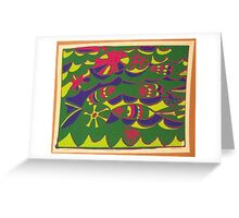FISH  FANTASY Greeting Card